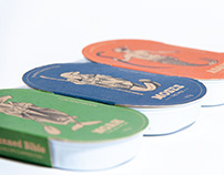 Canned Bibile - Packaging