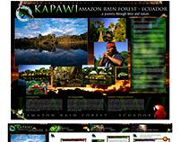 Canodros, Kapawi, Galapagos Explorer