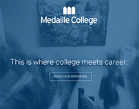 Medaille | College Meets Career Site