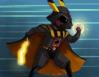 character mesh-up 3