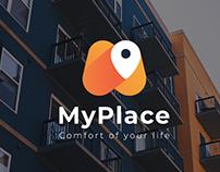 MyPlace - Logo Design 2018