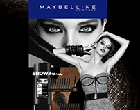 MAYBELLINE NEW YORK PLV