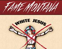 Fame Montana - White Jesus (album cover)