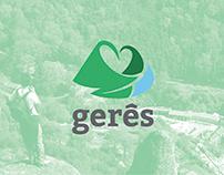 Gerês - Branding