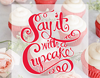 CBS: Say it with a Cupcake (Valentine's Catalogue 2015)
