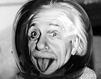 Aerography Einstein
