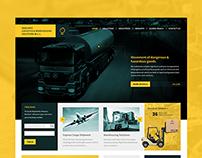 Maxlines Logistics & Warehousing - Web & UI/UX Design