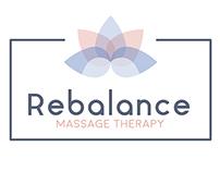 Rebalance Logo Design