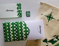 Box Capitales oubliées - Packaging et Identité