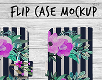 Flip Care Smart Mockup
