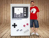 GameBoy Géante