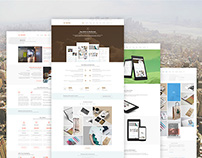 Multicorp WP - Clean Business WordPress Theme