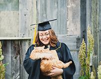 Charlotte's Graduation