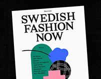 Swedish Fashion Now