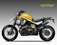 BMW R 1150 SM APE-RACER