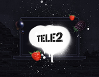 Tele2 - Promo page