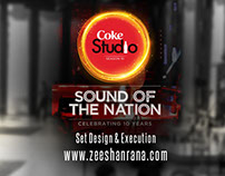 Coke Studio Season 10 Set Design