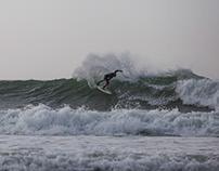 Surfer dimanche