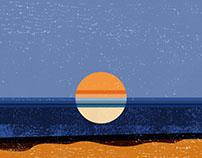 SUNRISE (Gym and Swim single cover)
