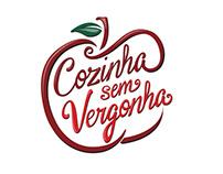 Cozinha sem Vergonha (channel) - Brand design