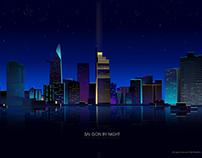 Sai Gon by night