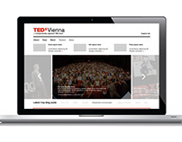 TEDxVienna.at Redesign