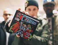 "CZARFACE ""Every Hero Needs A Villian"" Album Promo"
