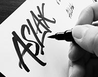 ASLAK , Logo Design