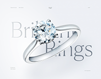T&T – BRILLIANT RINGS / US edition