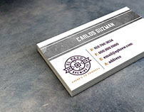 El Paso Brewing Co. - Business Cards
