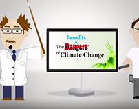 A Climate Change Debate: Scientist v Economist