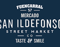 Web Mercado de San Ildefonso