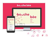 bouche bée / webdesign & intégration