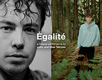 Égalité - colin; and Elias Tebroke