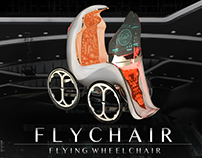 FLYCHAIR - Flying Wheelchair