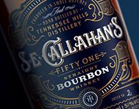 S.E.Callahan's Straight Bourbon Whiskey