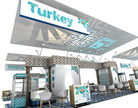 Exhibition Stand | Turkish Pavilion