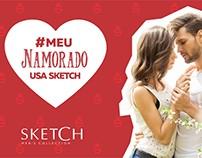 Campanha Namorados - Sketch Men's Collection
