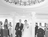 Danielle & James Hunter - Wedding.