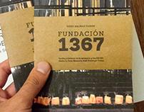 Proyecto Editorial: Fundación 1367