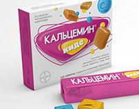 Упаковка «Кальцемин Кидс»