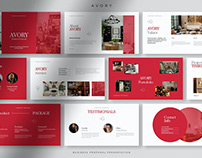 Avory Powerpoint Template