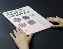 Print Club Torino / brand identity