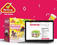 PEIPELLE Web Design!