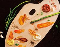 Artistas de la cocina
