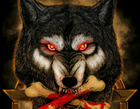 Wolf and Bones