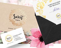 Sweet Party | Rediseño