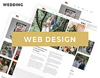 Website Wedding Organization
