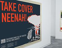 Take Cover Neenah! Exhibition Design