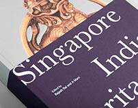 Singapore Indian Heritage Centre book